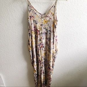 Lovestitch Boho Floral Cambria Mila Maxi Dress